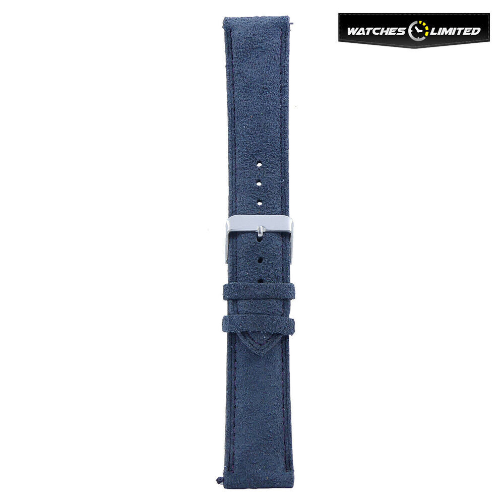 Suede Leather Watch Straps