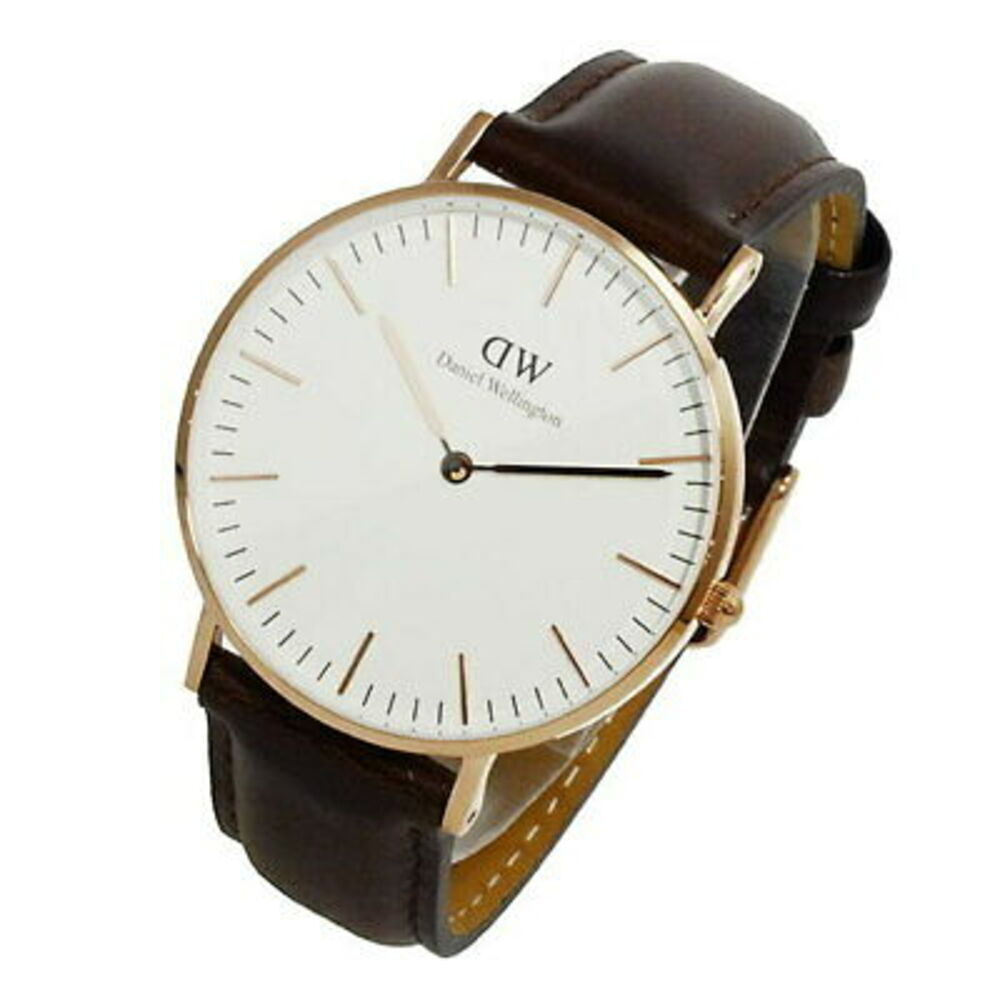 Daniel Wellington Bristol Rose 36mm Watch DW00100039