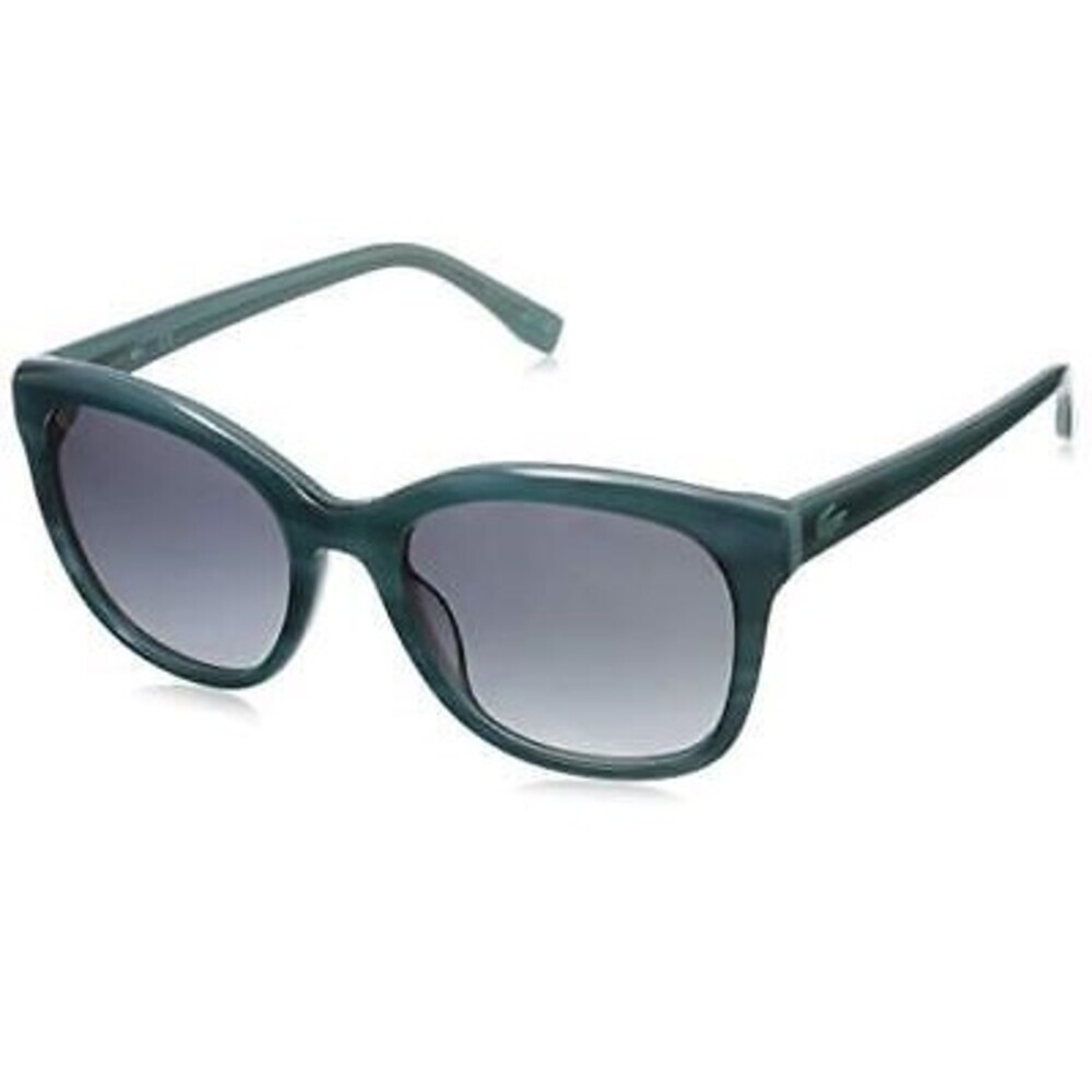 Mens Lacoste L819S Striped Petrol Gents Sunglasses
